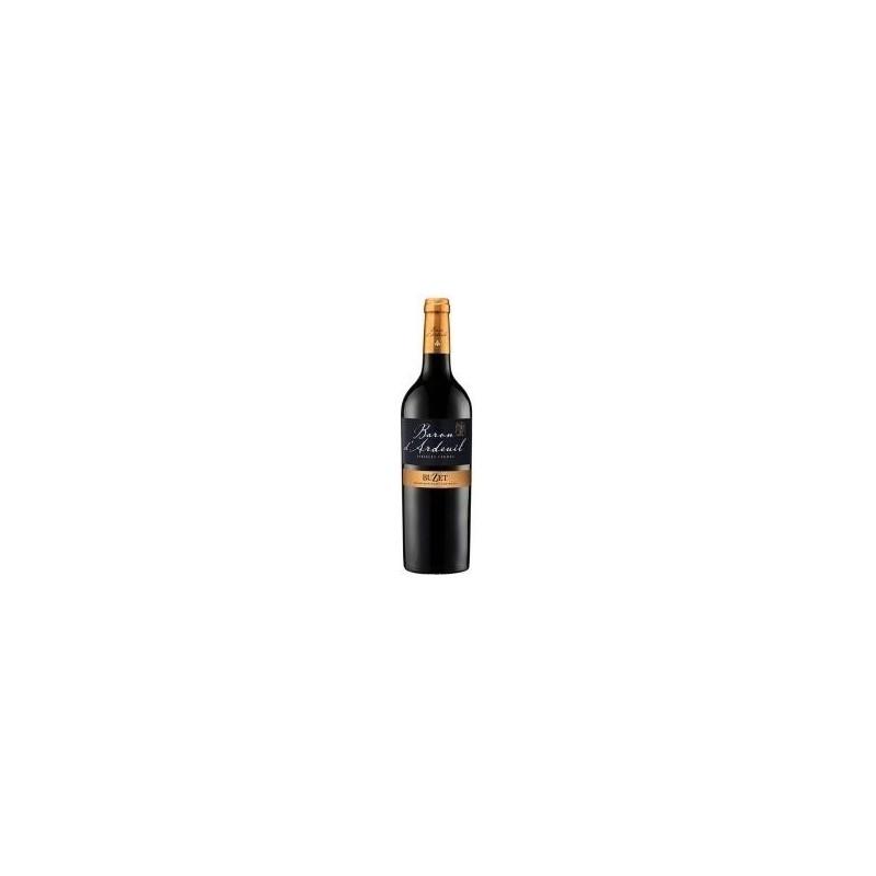 Baron d'Ardeuil BUZET Vino rosso DOC 75 cl