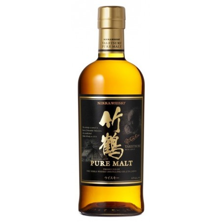 WHISKY Nikka Taketsuru pure malt 43° 70 cl