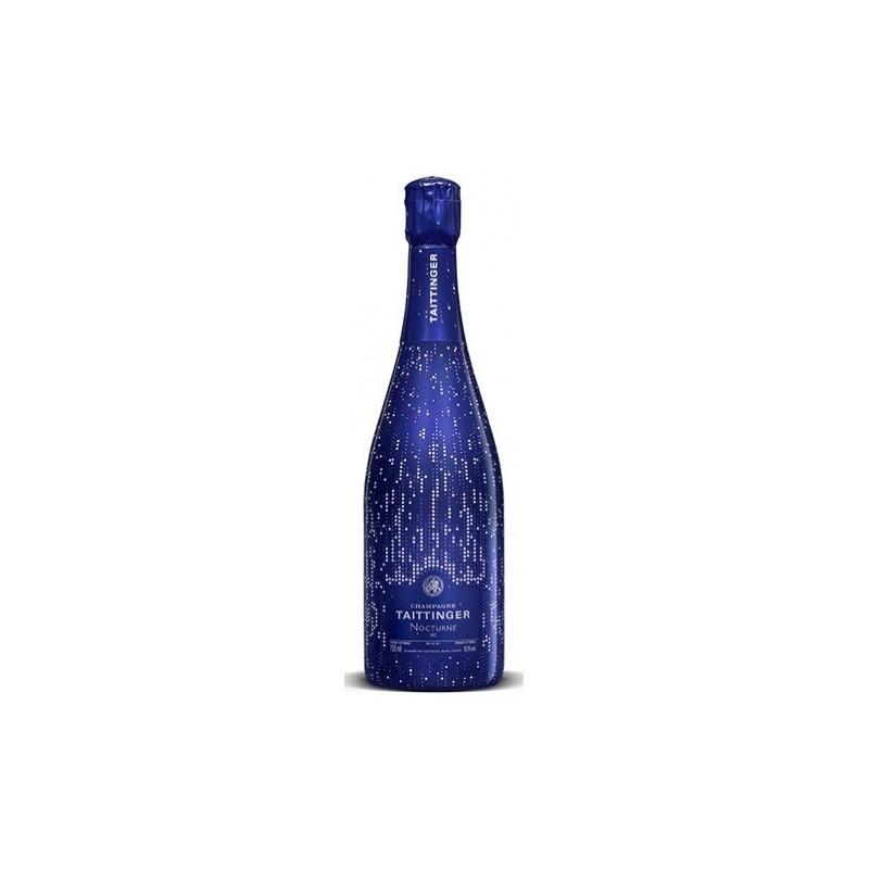 Taittinger Nocturne CHAMPAGNE Vino bianco brut 75 cl