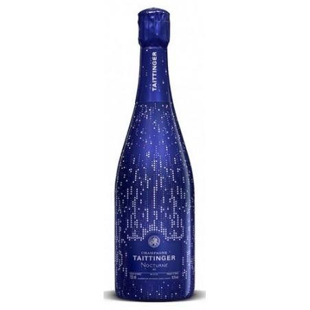 Taittinger Nocturne CHAMPAGNE Brut Vin Blanc 75 cl