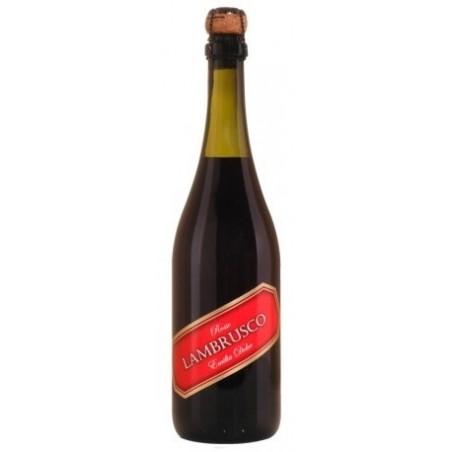 Dell'Emilia LAMBRUSCO Sweet Italian Red Wine IGT 75 cl