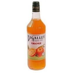 SIROP d'Orange Bigallet - 1 L