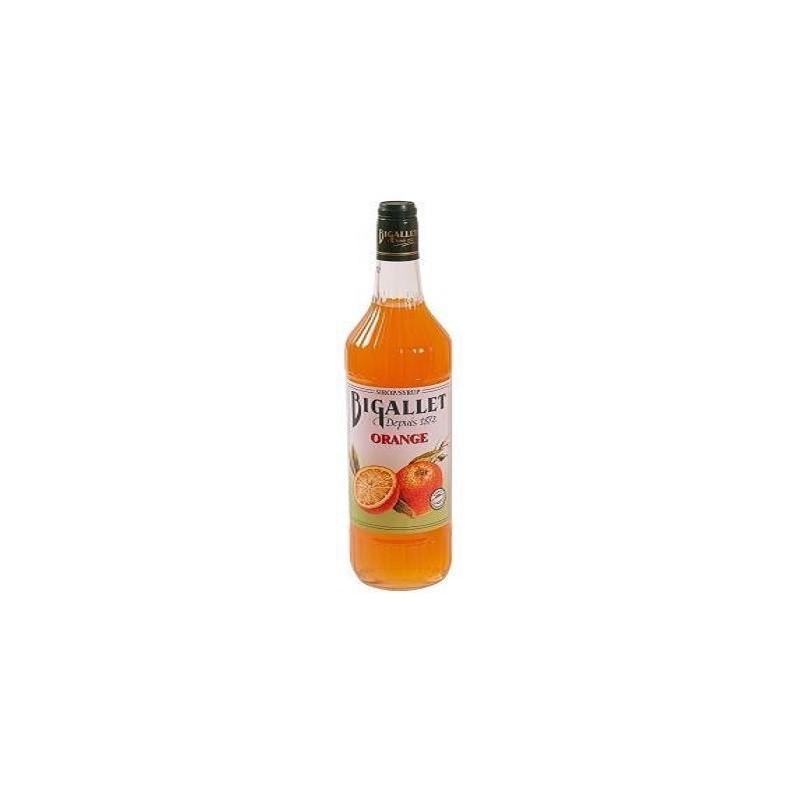 SYRUP Orange Bigallet - 1 L