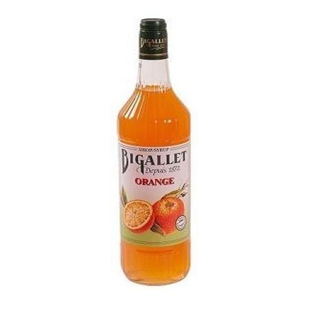 SYRUP Orange Bigallet 1 L