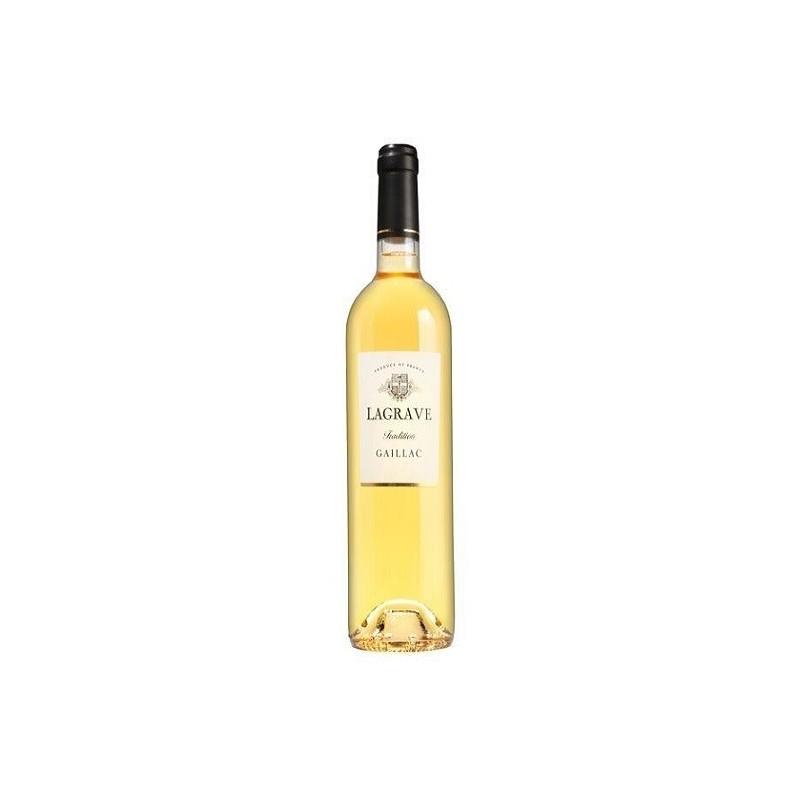 Terroir de Lagrave GAILLAC Vino blanco dulce AOC 50 cl