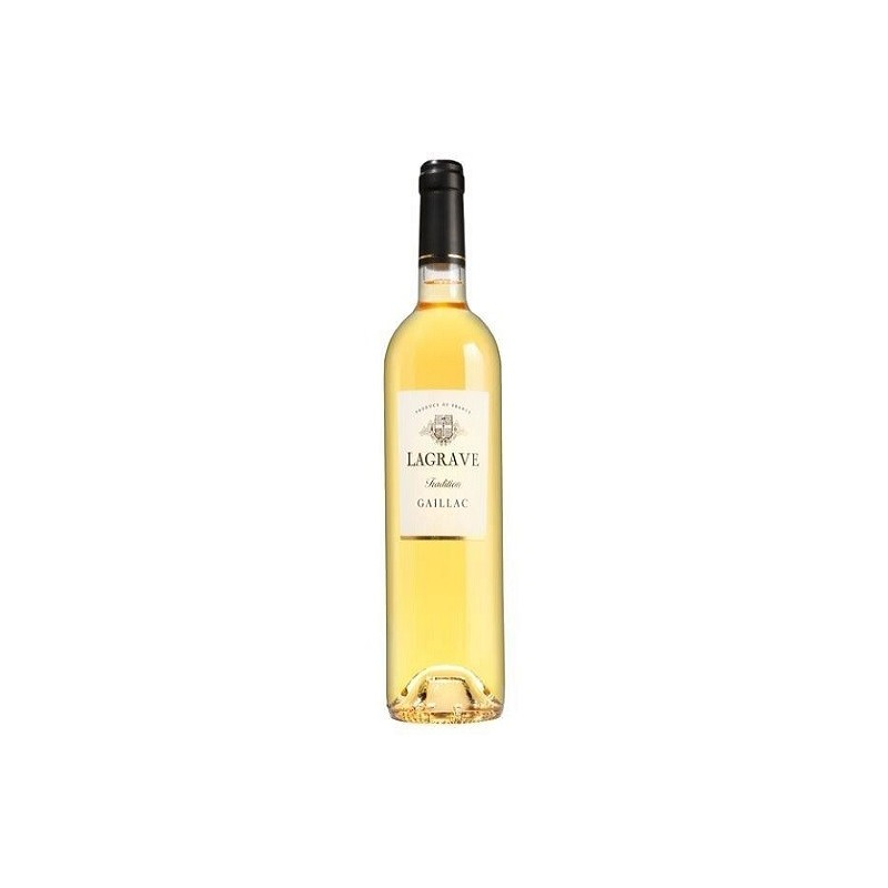 Terroir of Lagrave GAILLAC Sweet White Wine AOC 50 cl