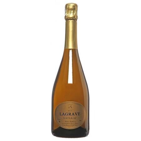Ancestral Gaillacoise Method Terroir de Lagrave Sparkling Wine AOC 75 cl
