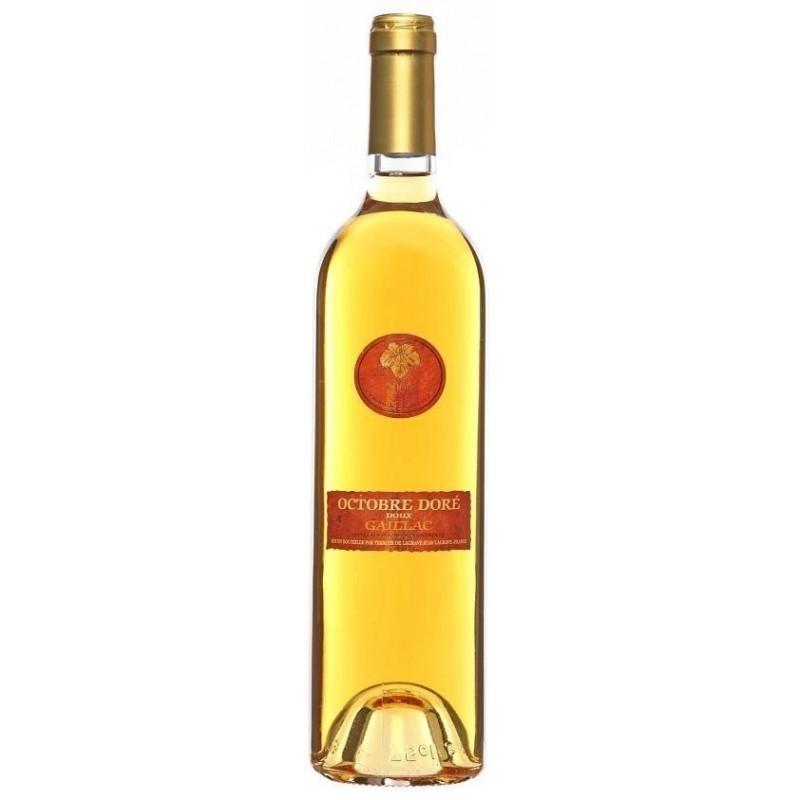 Terroir of Lagrave GAILLAC October Golden Sweet white wine PDO 75 c