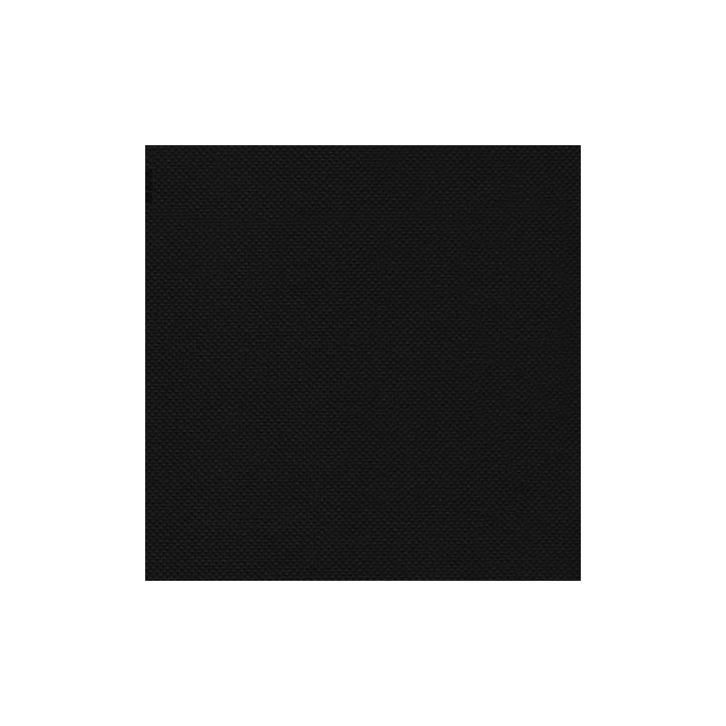SERVIETTE NOIRE en papier jetable 38 x 38 cm Sun Ouate unie- le sachet de 40