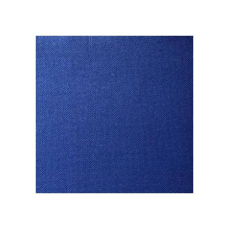 SERVIETTE BLEU MARINE en papier jetable 38 x 38 cm Sun Ouate unie - le sachet de 40