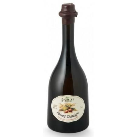 APERITIF -Vin et Chataigne- Bigallet 16° 75 cl