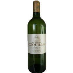 Château Coquillas PESSAC LEOGNAN Vino Blanco DOP 75 cl