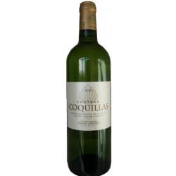 Château Coquillas PESSAC LEOGNAN Weißwein PDO 75 cl