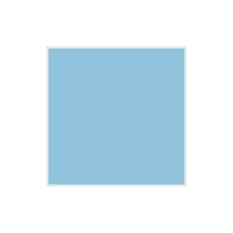 TOVAGLIOLO PASTELLO BLU in carta usa e getta 40 x 40 cm in tessuto non tessuto - il sacchetto da 50 pezzi