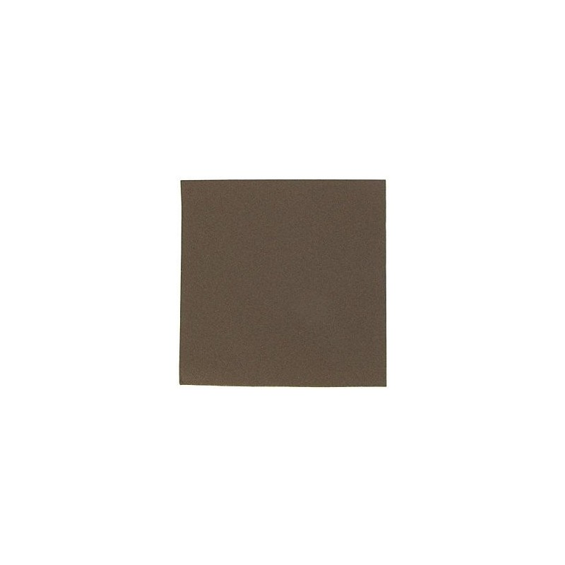 CHOCOLATE TOWEL in disposable paper 40 x 40 cm non-woven - the bag of 50