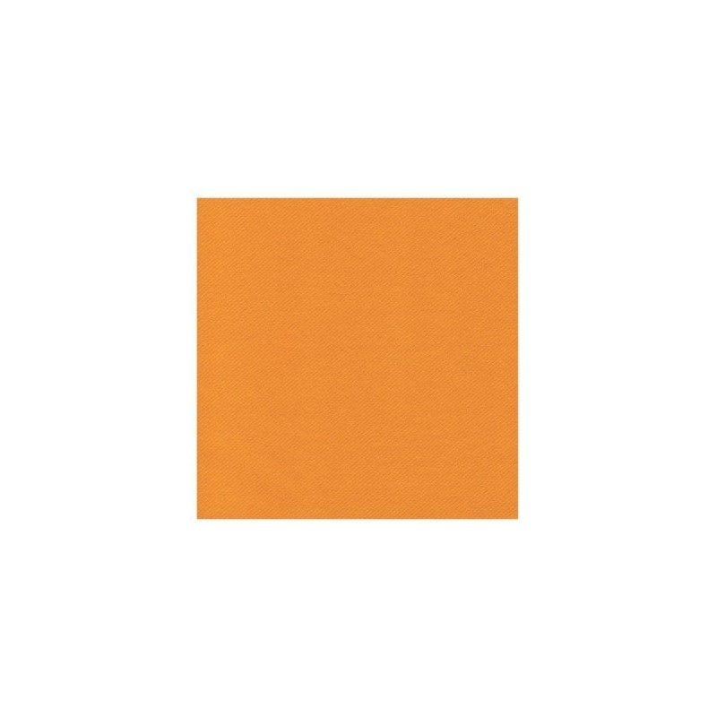 TOALLA MANDARIN en papel desechable 40 x 40 cm no tejido - la bolsa de 50