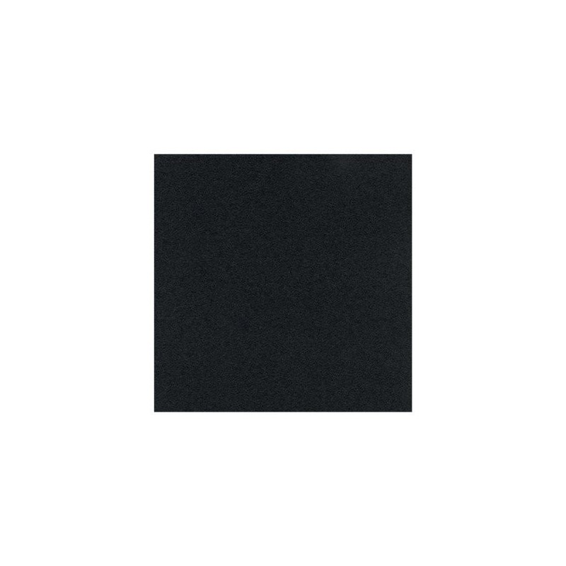 BLACK TOWEL in disposable paper 40 x 40 cm non-woven - the bag of 50