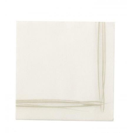 ASCIUGAMANO BIANCO con tappetino monouso Sun Ouate 38x38 - il sacchetto da 40