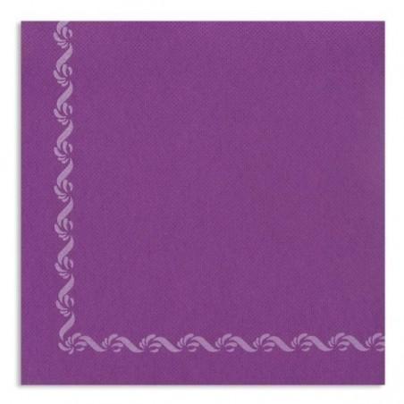PFLAUMEN Handtuch mit Einweg-Papierkante Sun Ouate 38x38 - die Tasche von 40