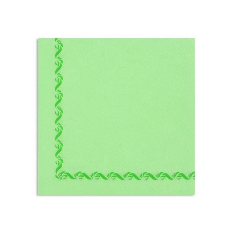 confine TELO ANISE con carta usa e getta 38x38 Cotton Sun - confezione da 50
