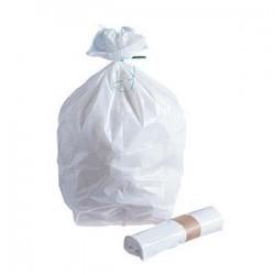 """Müllsack """"Maxibel"""" -weiß 11 μ   20 L - Die Rolle 50 Taschen"""