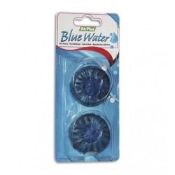"BLOCK FLUSH ""Air Plus"" water-soluble blue-water-bag 2"