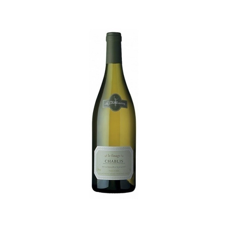 CHABLIS Chablisienne Finellation White Wine AOC 75 cl
