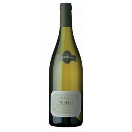 Los finage El Chablisienne Chablis AOC Vino Blanco 75 cl