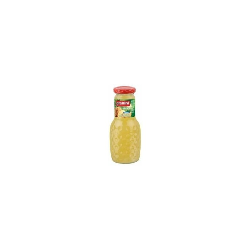 PINEAPPLE JUICE Granini 25 cl