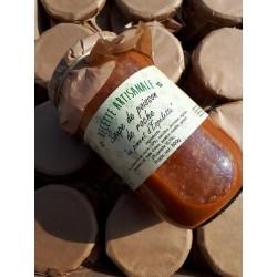 Sopa de pescado de roca con pimiento de Espelette - 800 g frasco