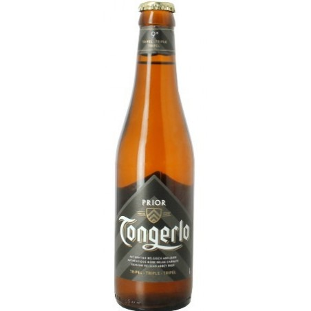 Beer TONGERLO Prior Triple Belgium 9 ° 33 cl