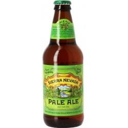 Bière SIERRA NEVADA Pale Ale Ambrée USA 5.6° 35.5 cl