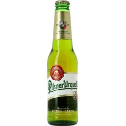 BEER PILSNER URQUELL Blonde Czech Republic 4.4 ° 33 cl