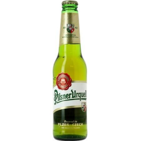 BEER PILSNER URQUELL Blonde Czech Republic 4.4 ° 33 cl