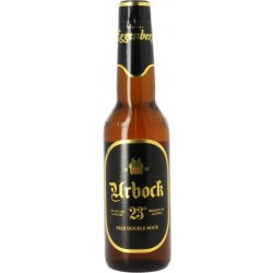 cerveza URBOCK 23 Ámbar Austria 9.6 33 cl