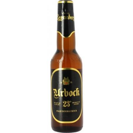 Bière URBOCK 23 Ambrée Autriche 9.6° 33 cl