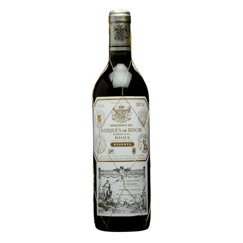 Riscal Reserva DO RIOJA vino rosso 75 cl