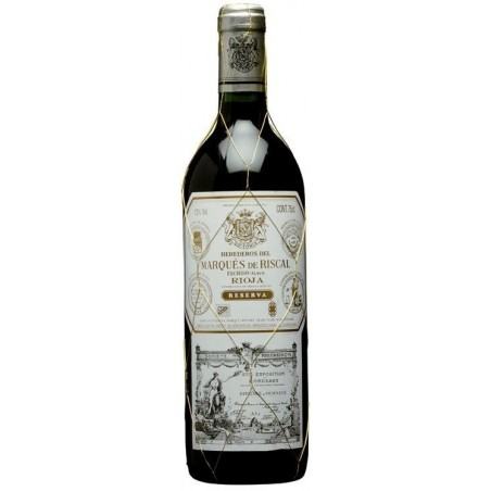 Marques De Riscal Reserva DO RIOJA Red Wine 75 cl