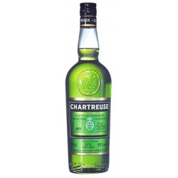 LIFE OF LIFE of Chartreuse Verte 55 ° 70 cl