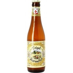 Beer KARMELIET Triple Belgian 8.4 ° 33 cl
