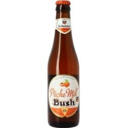 Birra BUSH Pesca Mel Bush ambra Belga 8.5 ° 33 cl