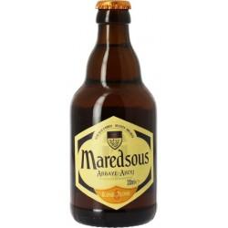 Birra MAREDSOUS 6 Bionda belga 6 ° 33 cl