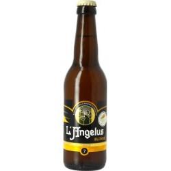 Cerveza ANGELUS Rubia francesa 7 ° 33 cl