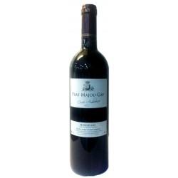 Château Prat Majou MINERVOIS Roquequilla Red wine PDO 75 cl organic