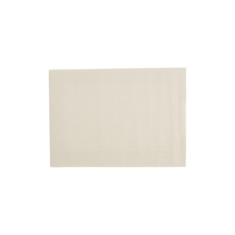 Mesa de papel desechable marfil conjunto 30x40 cm - el 1000