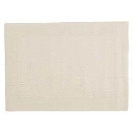 Set da tavola in carta monouso avorio 30x40 cm - il 1000