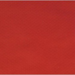 Red embossed disposable paper placemat 30x40 cm - the 1000