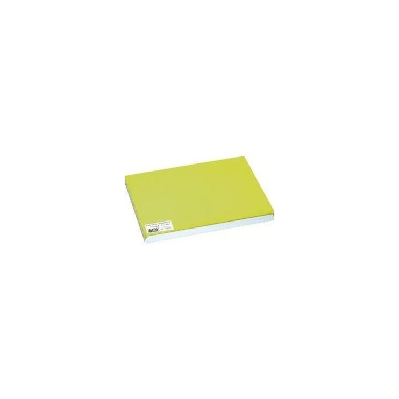 Green disposable disposable paper table set 30x40 cm - the 1000
