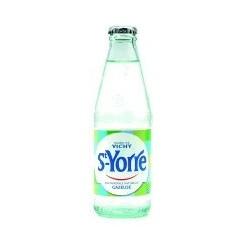 Agua VICHY SAINT YORRE botella de vidrio 33 cl