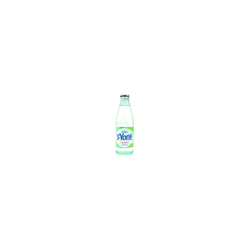 Water VICHY SAINT YORRE glass bottle 33 cl